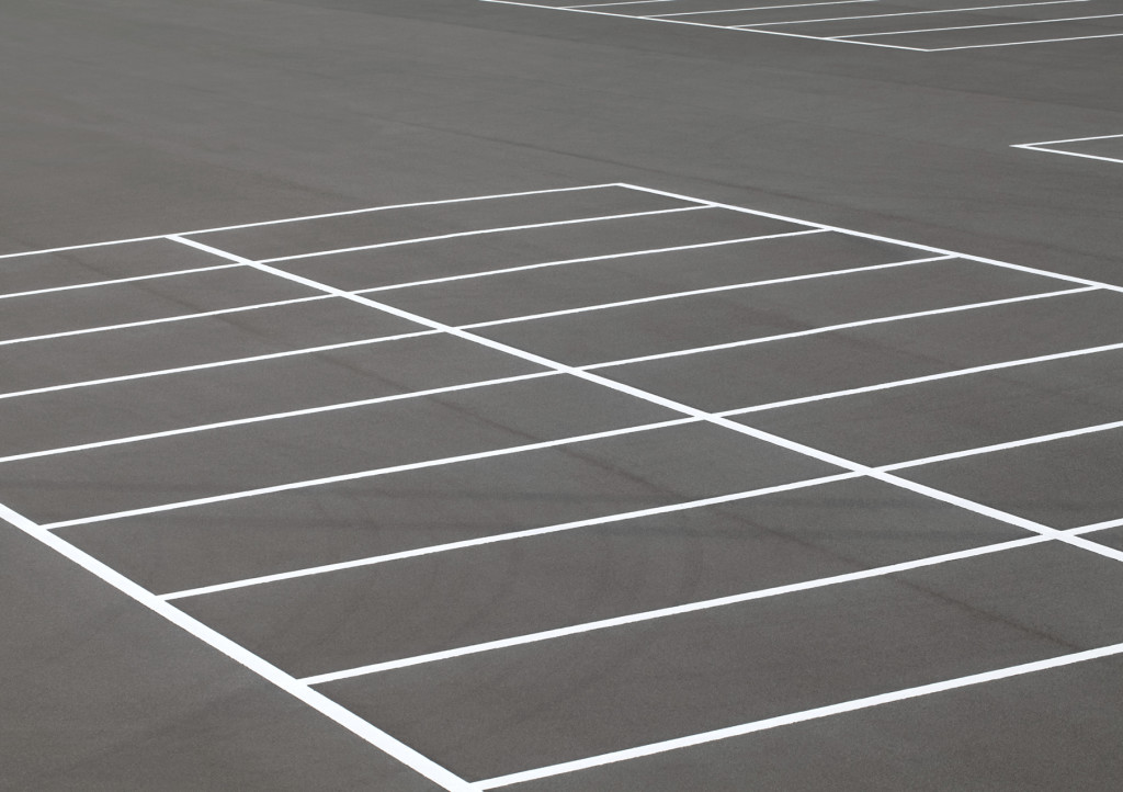 Finished Parking Lot Maintenance in East Peoria IL - Perdue Pavement Solutions
